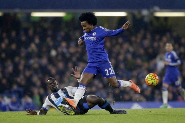 Why Willian Is the Chelsea Player Manchester City Would Love to Sign