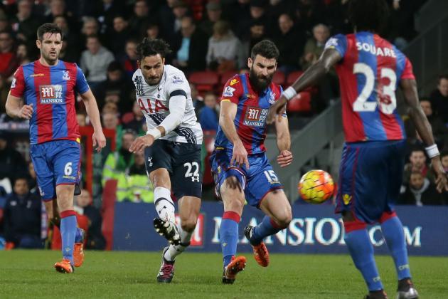 Tottenham vs. Crystal Palace: Team News, Predicted Lineups, Live Stream, TV Info