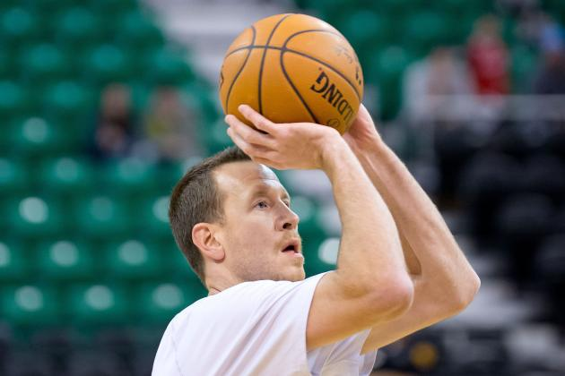 Steve Novak Waived by Nuggets: Latest Details, Comments and Reaction
