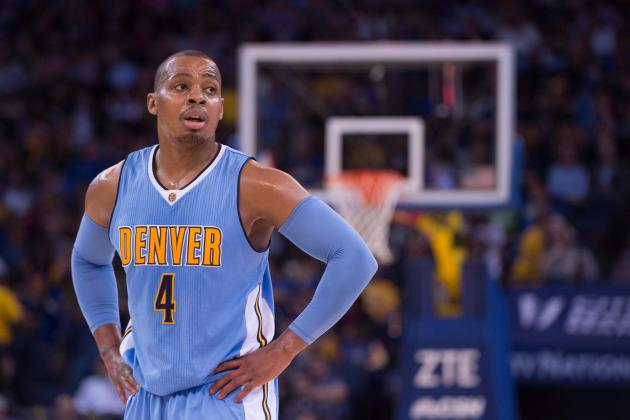 Randy Foye Found Out He Was Traded to Thunder with Update from NBA App