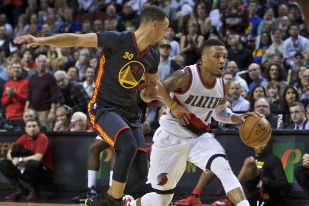 NBA Friday Roundup: Damian Lillard's 51 Points Trip History-Hunting Warriors
