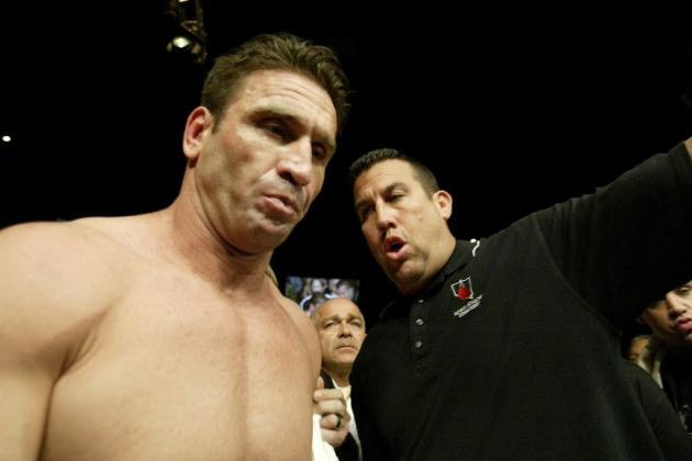Ken Shamrock vs. Royce Gracie 3: Winner, Scorecard and Reaction for Bellator 149