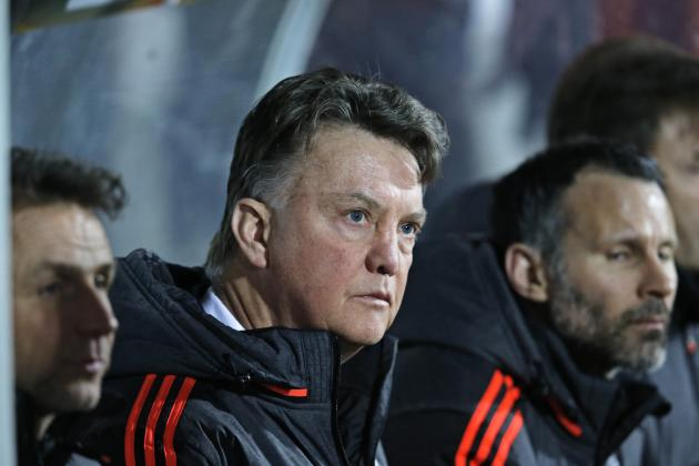 Louis van Gaal Reportedly Given 3 Games to Save His Manchester United Career