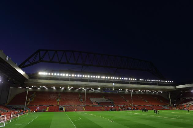 Liverpool Reportedly Close to £90M Sponsorship Deal for New Anfield Main Stand