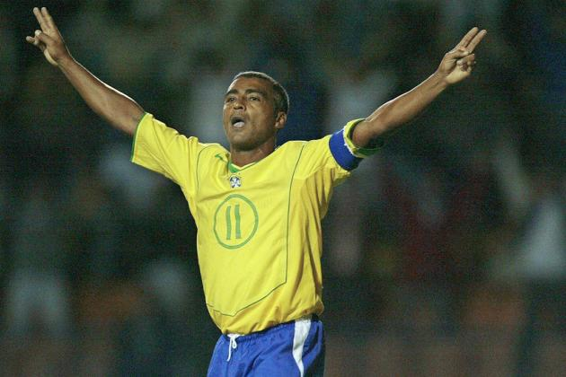 Romario Picks His Top 5 Footballers of All Time, No Messi, Cristiano Ronaldo