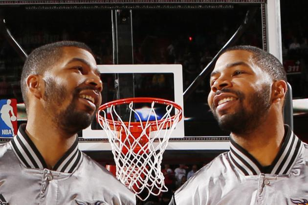 Think You Know What the NBA's Morris Twins Are All About? Think Again