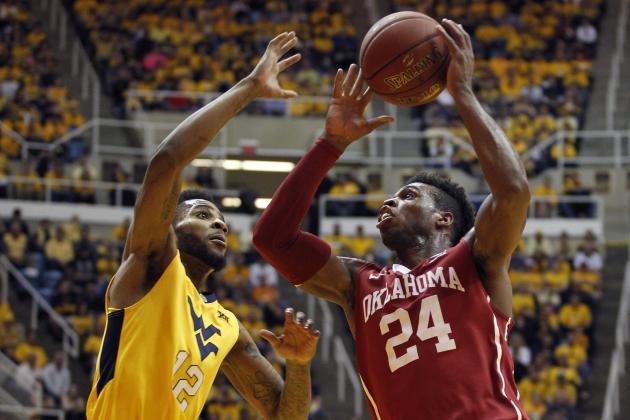 Oklahoma Proves It Is CBB's Ultimate High-Wire Act in Grind-It-Out Win vs. WVU