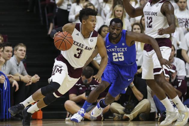 Kentucky vs. Texas A&M: Score, Highlights and Reaction from 2016 Regular Season