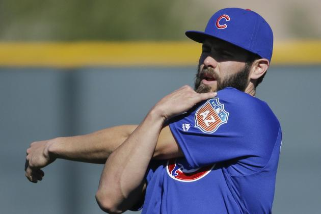 Jake Arrieta Comments on Workload, Innings Limit, More