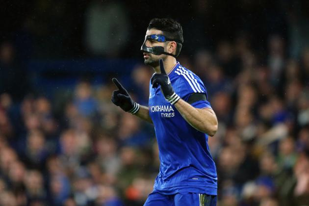 Chelsea Transfer News: Latest on Diego Costa and John Obi Mikel Rumours