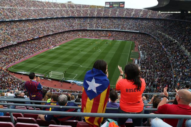 Barcelona Pioneer DNA Testing to Pre-Empt Injury Problems