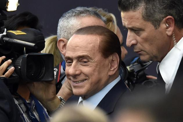 Silvio Berlusconi Reveals Dream of All-Italian Milan Team, Comments on Balotelli