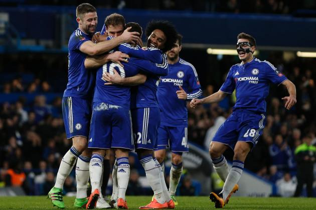 Twitter Reacts as Chelsea Thrash Manchester City's Youngsters in the FA Cup
