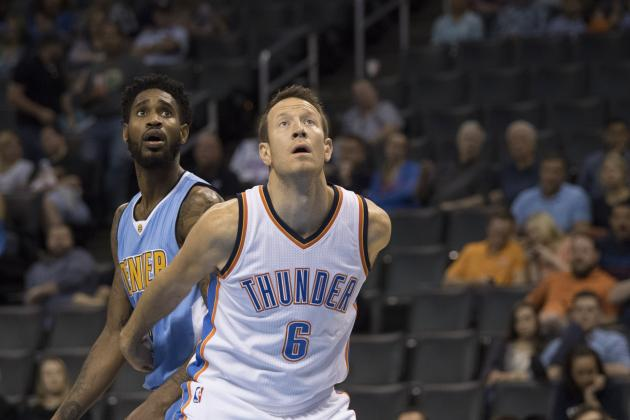 Steve Novak to Bucks: Latest Contract Details, Comments and Reaction