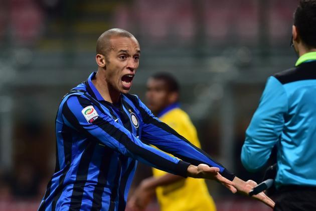 Manchester United Transfer News: Joao Miranda, Mauro Icardi Rumours Emerge