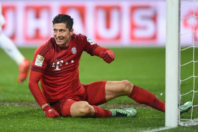 Real Madrid Transfer News: Latest on Robert Lewandowski and More Rumours