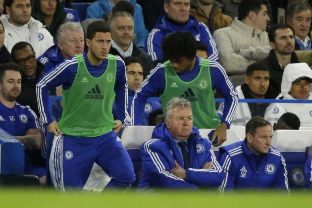 Chelsea Transfer News: Guus Hiddink Predicts Eden Hazard Stay, Latest Rumours