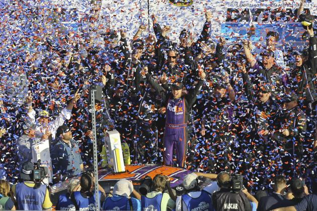 Daytona 500 Results: Top Finishers and Reaction from 2016 Great American Race