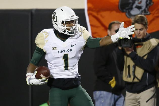 Why Baylor's Corey Coleman Will Dazzle Scouts at 2016 NFL Combine