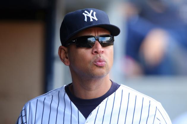 Alex Rodriguez Comments on PED Suspension, Being a Yankee and More