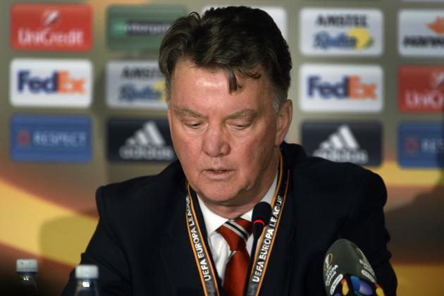 Louis Van Gaal Admits Nobody Fears Manchester United as Job Rumours Intensify