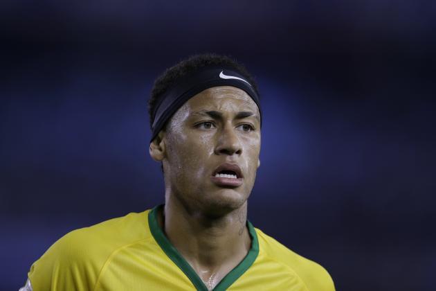 Neymar Doubt Raised by Dunga, Luis Enrique for Copa America Centenario