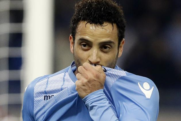 Manchester United Transfer News: Huge Felipe Anderson Deal Rumours Emerge