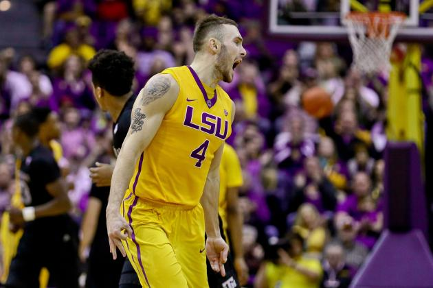 Keith Hornsby Injury: Updates on LSU G's Hernia and Recovery