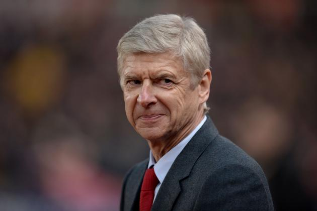 Arsenal vs. Barcelona: Arsene Wenger's Key Comments from Pre-Match Presser