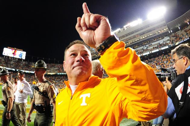February Distractions Shouldn't Impact Tennessee's Quest for SEC East Title