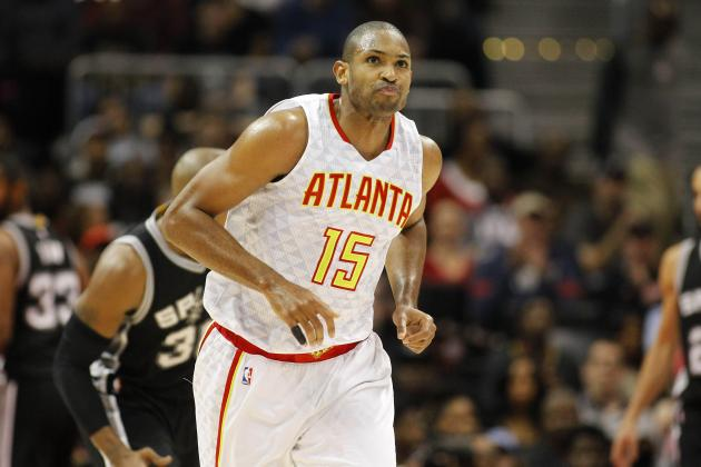 NBA Rumors: Analyzing Buzz Surrounding Al Horford, Joe Johnson and More