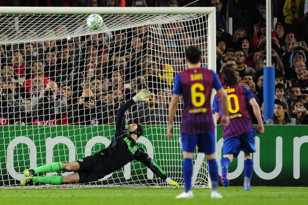 Hope for Arsenal Fans: Lionel Messi Has Never Scored Against Petr Cech