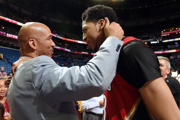 Anthony Davis Comments on Monty Williams After Death of Coach's Wife