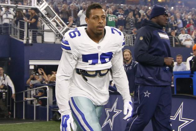 Greg Hardy: Latest News, Rumors and Speculation on Free-Agent DE