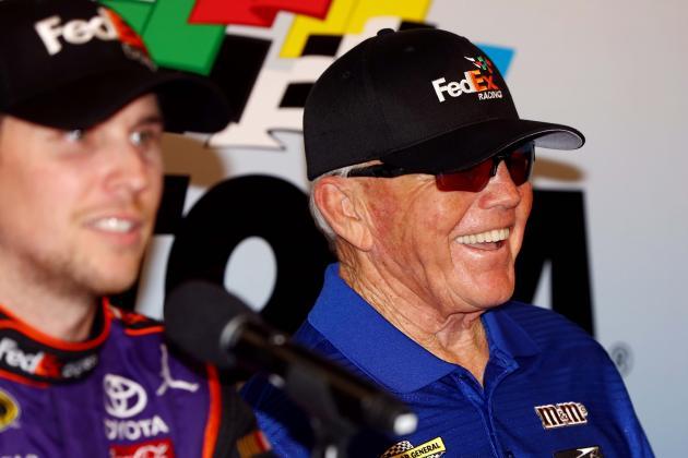 Joe Gibbs Compares 2016 Daytona 500 Win to Super Bowl