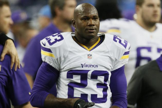 Terence Newman Re-Signs with Vikings: Latest Contract Details, Reaction