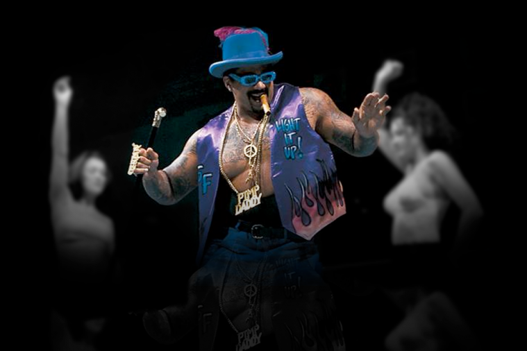 Exclusive: The Godfather Struts All the Way into the WWE Hall of Fame