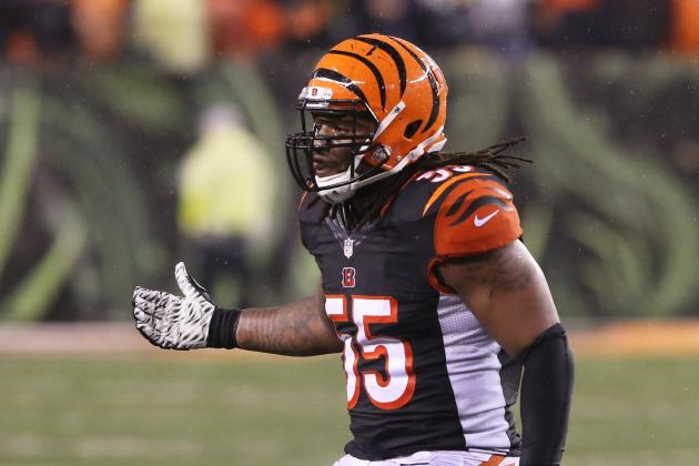 Vontaze Burfict Comments on Playing Style, Hit on Antonio Brown in Playoffs