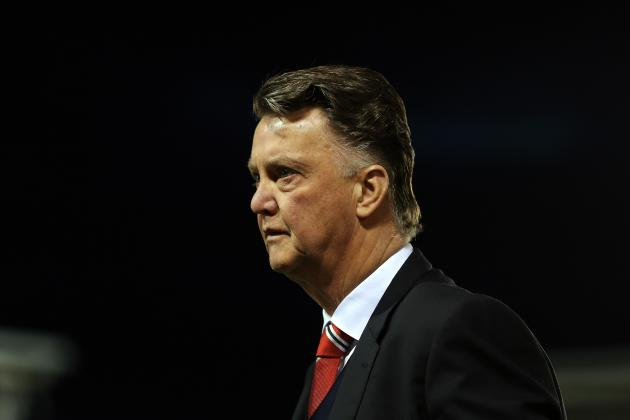 Louis van Gaal Jokes About Getting Sacked After Shrewsbury vs. Manchester United