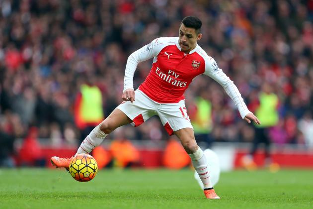 Arsene Wenger Reveals Alexis Sanchez Concern Ahead of Arsenal vs. Barcelona