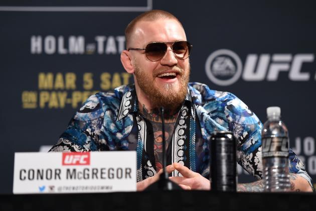 Brendan Schaub Says Conor McGregor Would Destroy Robbie Lawler