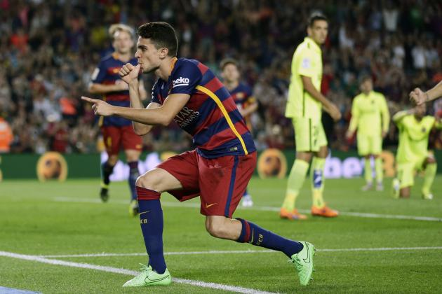 Barcelona Transfer News: Marc Bartra Eyed by Manchester United, Latest Rumours