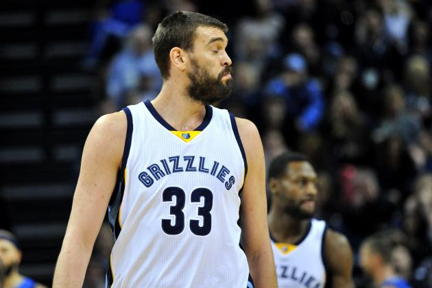 Marc Gasol Injury Update: Grizzlies Star Undergoes Foot Surgery, out for Season