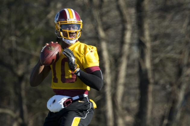 Robert Griffin III Reportedly Released by Redskins