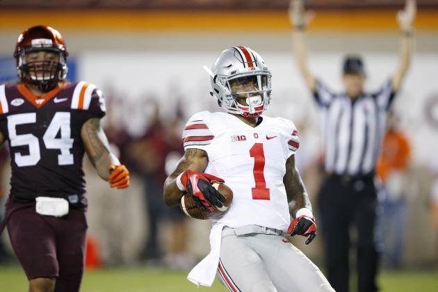 Ohio State Football: Can Braxton Miller Vault into 1st Round with Good Combine?