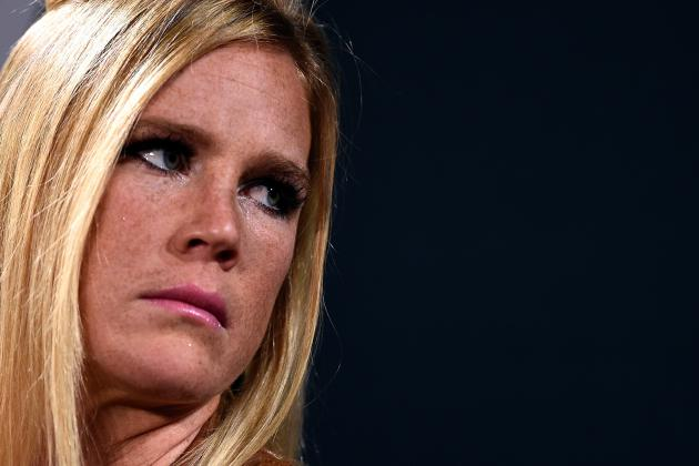 Holly Holm Manager: Holm Proposed Catchweight Fight with 'Cyborg' Justino