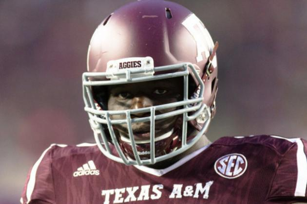 Texas A&M Players to Watch at the NFL Combine