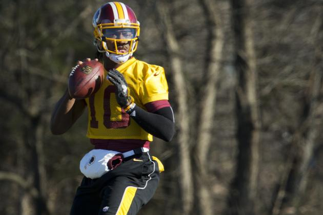 Bruce Allen Comments on Robert Griffin III's Future with Redskins