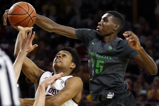 The Montreal Mutombo: Oregon's Chris Boucher Hardened by Poverty, Long Journey
