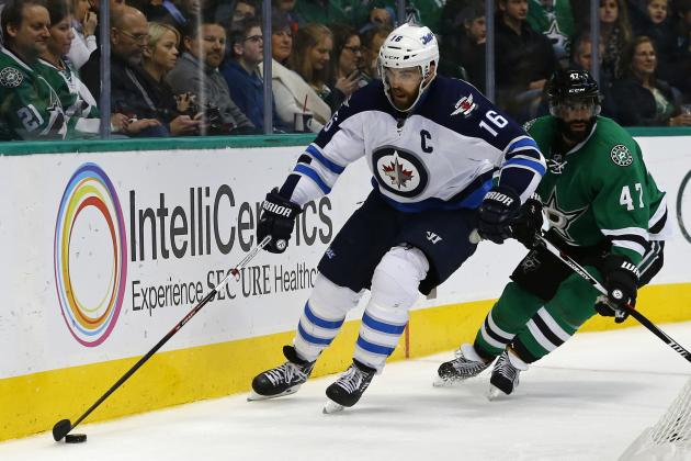 NHL Trade Rumors: Reviewing Reports Surrounding Andrew Ladd and More